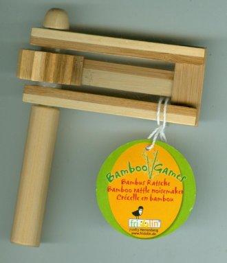Terkotka bambus (11 cm) - zdjęcie zabawki, gry