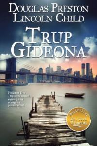 Trup Gideona - okładka książki