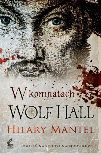 W komnatach Wolf Hall - okładka książki
