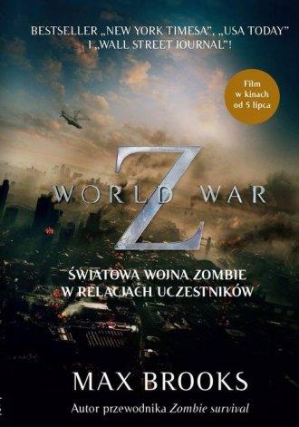World War Z - okładka książki