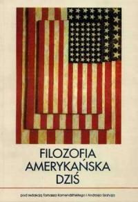 Filozofia amerykańska dziś - okładka książki