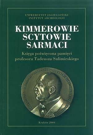 Kimmerowie, Scytowie, Sarmaci. - okładka książki