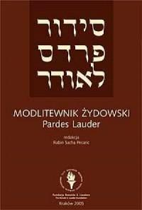 Modlitewnik żydowski. Modlitwy - okładka książki