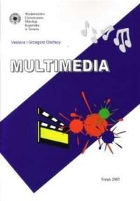 Multimedia - okładka książki