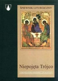Niepojęta Trójco. Śpiewnik liturgiczny - okładka książki