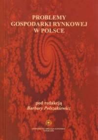 Problemy gospodarki rynkowej w - okładka książki