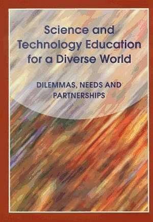 Science and Technology Education - okładka książki