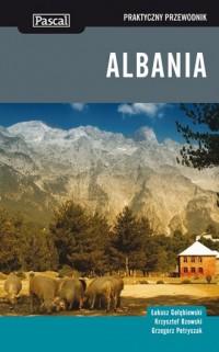 Albania. Praktyczny przewodnik - okładka książki