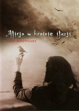 Alicja w krainie iluzji - okładka książki