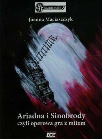 Ariadna i Sinobrody czyli operowa - okładka książki
