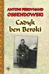 Cadyk ben Beroki - okładka książki