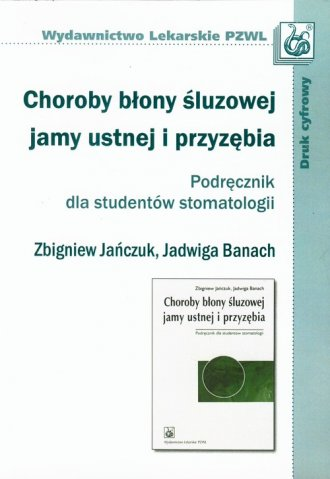 Choroby błony śluzowej jamy ustnej - okładka książki