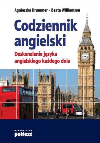 Codziennik angielski - okładka podręcznika