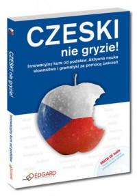 Czeski nie gryzie (książka + CD) - okładka podręcznika