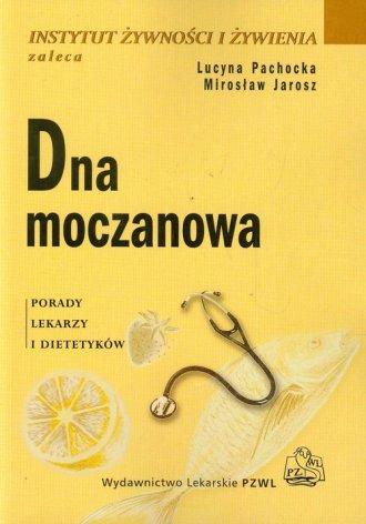 Dna moczanowa. Porady lekarzy i - okładka książki