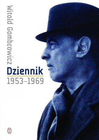 Dziennik 1953-1969 - okładka książki