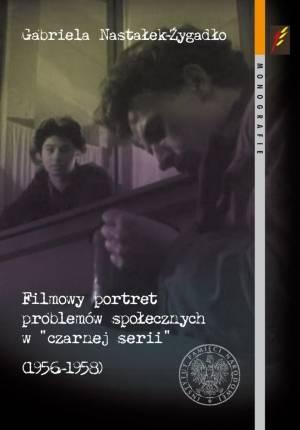 Filmowy portret problemów społecznych - okładka książki