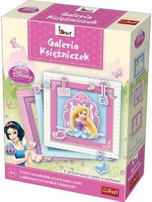 Galeria księżniczek - zdjęcie zabawki, gry