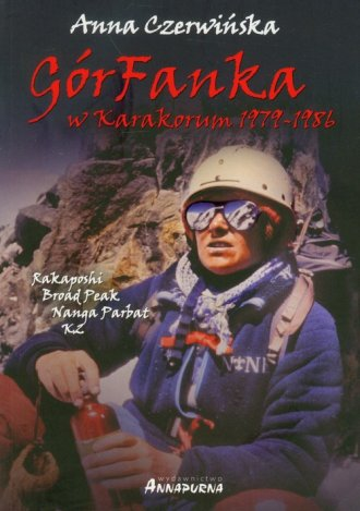 GórFanka w Karakorum 1979-1986 - okładka książki