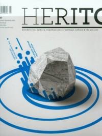 Herito 10/2013 - okładka książki