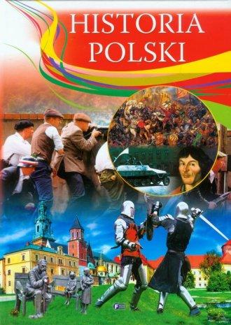Historia Polski - okładka książki