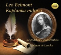 Kapłanka miłości (CD mp3) - pudełko audiobooku