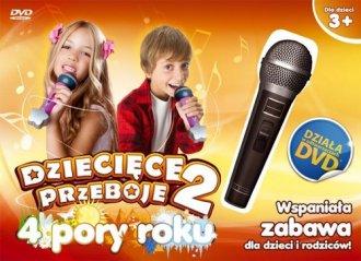 Karaoke. Dziecięce Przeboje 2 (4 - pudełko programu