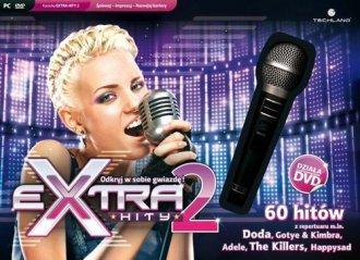 Karaoke. Extra Hity 2. Odkryj w - zdjęcie zabawki, gry