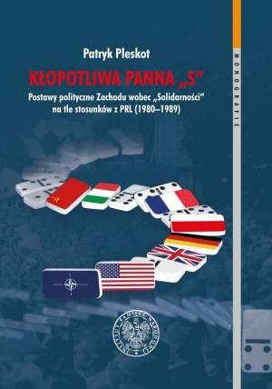 Kłopotliwa panna S. Postawy polityczne - okładka książki