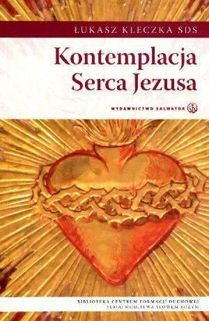 Kontemplacja Serca Jezusa - okładka książki