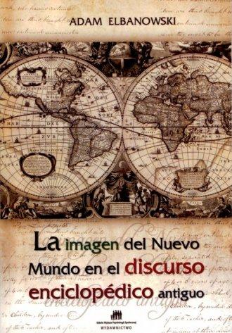 La imagen del Nuevo Mundo en el - okładka książki