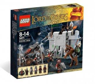 LEGO. Armia Uruk-hai (wiek 8-14) - zdjęcie zabawki, gry