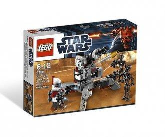 LEGO. Elite Clone Trooper and Commando - zdjęcie zabawki, gry
