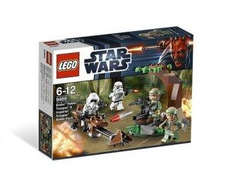 LEGO. Endor Rebel Trooper and Imperial - zdjęcie zabawki, gry