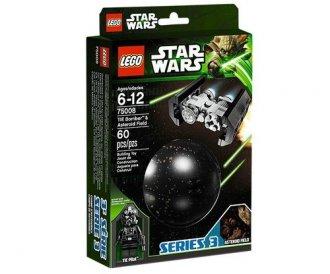 LEGO. TIE Bomber i pole asteroid - zdjęcie zabawki, gry