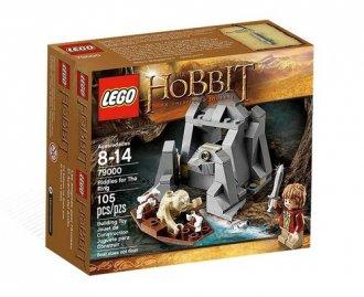 LEGO. Zagadki pierścienia (wiek - zdjęcie zabawki, gry