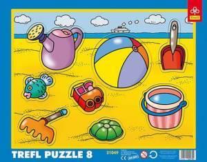 Nad morzem (puzzle) - zdjęcie zabawki, gry