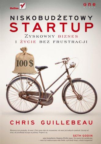 Niskobudżetowy startup. Zyskowny - okładka książki