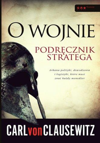 O wojnie. Podręcznik stratega - okładka książki