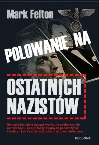 Polowanie na ostatnich nazistów - okładka książki