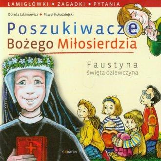 Poszukiwacze Bożego Miłosierdzia. - okładka książki