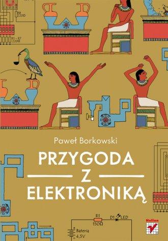 Przygoda z elektroniką - okładka książki