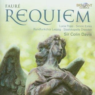 Requiem - okładka płyty