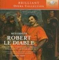 Robert le Diable - okładka płyty