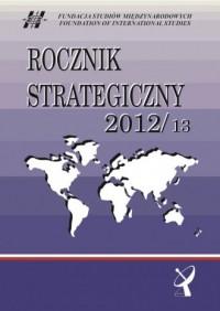 Rocznik Strategiczny 2012/13 - okładka książki