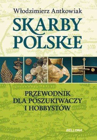 Skarby polskie. Przewodnik dla - okładka książki