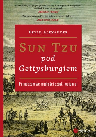 Sun Tzu pod Gettysburgiem. Ponadczasowe - okładka książki