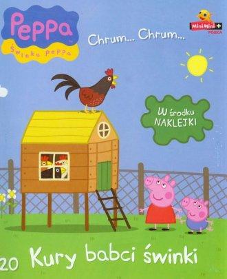 Świnka Peppa. Chrum... Chrum... - okładka książki