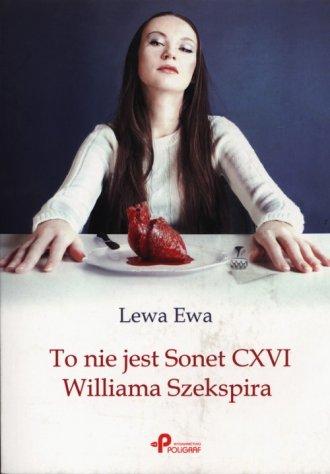 To nie jest sonet CXVI Williama - okładka książki