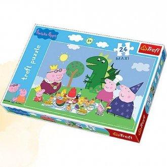 Uczta (puzzle) - zdjęcie zabawki, gry